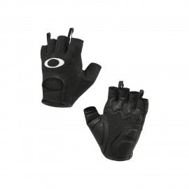 CYKLISTICKÉ RUKAVICE - OAKLEY FACTORY ROAD GLOVE 2.0 Jet Black - 94275-01K - XL