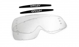 Oakley Proven Mx Replacement Lenses /clear - 02-892