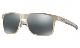 Oakley Holbrook™ Metal Satin Chrome/black iridium - OO4123-0355