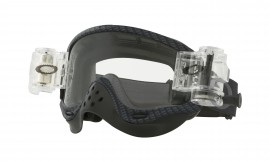 Oakley O-Frame MX Goggle True Carbon Fiber/clear - OO7029-39