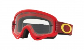 Oakley O-Frame XS MX Goggle Bright Red/clear - OO7030-07