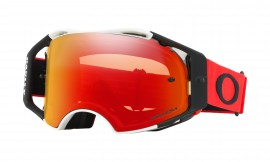 Oakley Airbrake MX Goggle RED/WHITE/prizm mx torch - OO7046-60