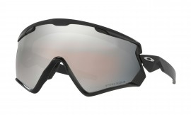 Oakley Wind Jacket® 2.0 Snow Sunglasses Matte Black/prizm snow black iridium - OO7072-02