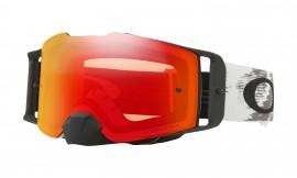 MOTOKROSOVÉ BRÝLE - Oakley Front Line MX Goggle Matte White/prizm mx torch - OO7087-07