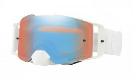 MOTOKROSOVÉ BRÝLE - Oakley Front Line MX Goggle Factory Pilot Whiteout/prizm mx sapphire - OO7087-10