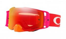 MOTOKROSOVÉ BRÝLE - Oakley Front Line MX Goggle Pinned Race Orange Red/prizm mx torch - OO7087-19