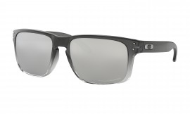 Oakley Holbrook™ Dark Ink Fade Grey Ink Fade/chrome iridium polarized - OO9102-A9