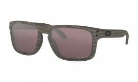 SLUNEČNÍ BRÝLE - Oakley Holbrook Woodgrain Collection Woodgrain / Prizm Daily Polarized - OO9102-B7