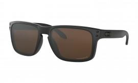 Oakley Holbrook™ Matte Black/prizm tungsten polarized - OO9102-D755