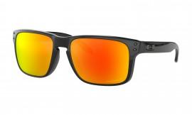 Oakley Holbrook™ Polished Black/prizm ruby polarized - OO9102-F155