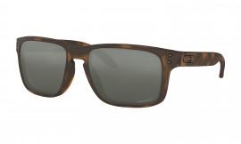Oakley Holbrook Matte Brown Tortoise/prizm black - OO9102-F455