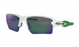 Oakley Flak® 2.0 XL Polished White/jade iridium - OO9188-6359