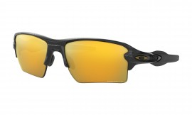 SPORTOVNÍ BRÝLE - Oakley Flak 2.0 XL Midnight Collection - Polished Black / Prizm 24k Polarized - OO9188-9559