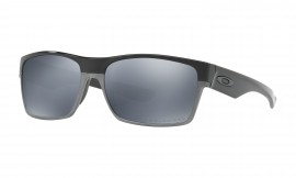 Oakley TwoFace™ Polished Black/black iridium polarized - OO9189-01