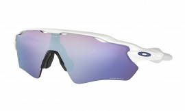 Oakley Radar® EV Path® Polished White/prizm snow sapphire iridium - OO9208-4738