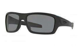 Oakley Turbine™ Matte Black/gray polarized - OO9263-07