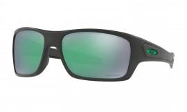 Oakley Turbine™ Matte Black/prizm jade polarized - OO9263-4563
