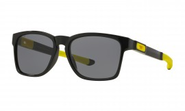 Oakley Catalyst® Valentino Rossi Signature Series Polished Black/gray - OO9272-17