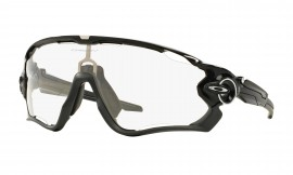 Oakley Jawbreaker® Polished Black/clear black iridium photochromic - OO9290-14