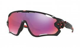 Oakley Jawbreaker Matte Black/prizm road - OO9290-2031