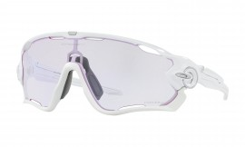 Oakley Jawbreaker® Polished White/prizm low light - OO9290-3231