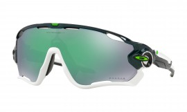Oakley Jawbreaker Cavendish Edition Metallic Green/prizm jade - OO9290-3631