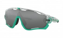 Oakley Jawbreaker Crystal Pop Crystal Clear/prizm black - OO9290-3831