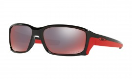 Oakley Straightlink™ POLISHED BLACK/torch iridium polarized - OO9331-08