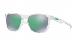 Oakley Trillbe X Polished Clear/prizm jade - OO9340-1752