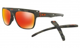 Oakley Crossrange™ XL Warning Camo Collection Matte Olive Camo/prizm ruby - OO9360-1158