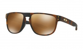 Oakley Holbrook R Matte Dark Tortoise Brown/prizm tungsten polarized - OO9377-0655