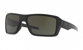 Oakley Double Edge™ Matte Black/dark gray - OO9380-0166