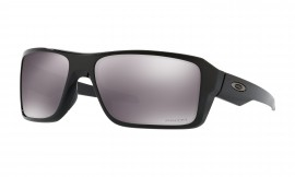 Oakley Double Edge Polished Black / Prizm Black - OO9380-1566