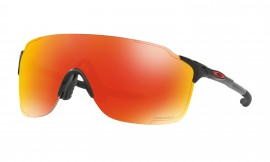 Oakley EVZero™ Stride Polished Black/prizm ruby - OO9386-0938