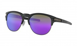 Oakley Latch™ Key L Matte Black/violet iridium - OO9394-0255