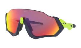 Oakley Flight Jacket Matte Navy/prizm road - OO9401-0537