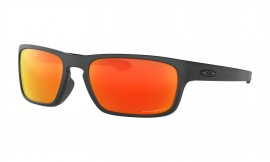 Oakley Sliver® Stealth MATTE BLACK/prizm ruby polarized - OO9408-0656