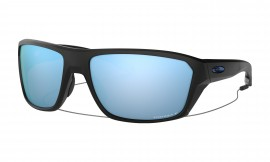 Oakley Split Shot Matte Black/prizm deep water polarized - OO9416-0664