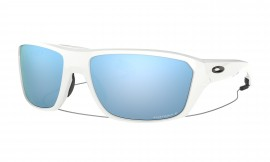 Oakley Split Shot Polished White/prizm deep water polarized - OO9416-0764