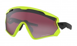 Oakley Wind Jacket® 2.0 Neon Retina/prizm snow black iridium - OO9418-0445