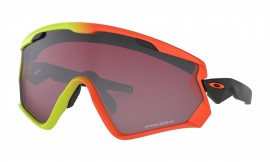 Oakley Wind Jacket 2.0 Harmony Fade Collection Harmony Fade/prizm snow black iridium - OO9418-0845